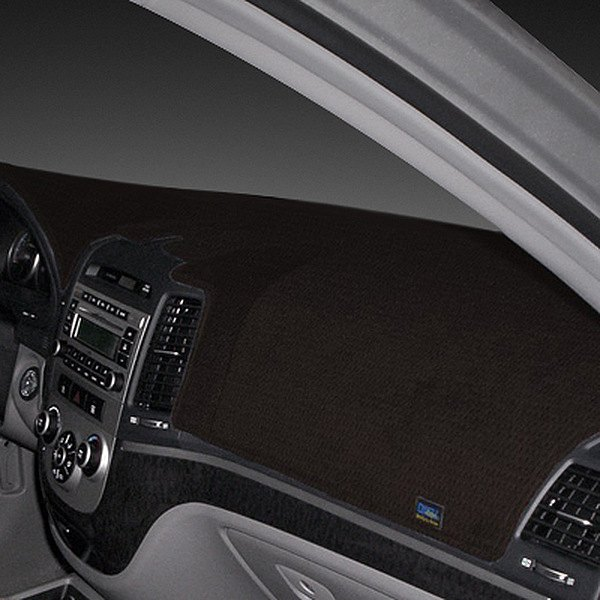 Image may not reflect your exact vehicle! Dash Designs® - Dashtex™ Black Dash Cover