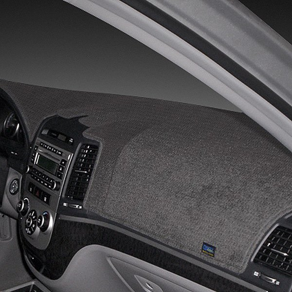 Image may not reflect your exact vehicle! Dash Designs® - Dashtex™ Charcoal Dash Cover