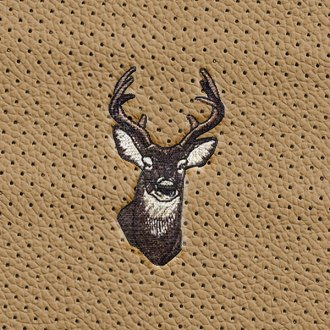 Dash Designs® - Buck Embroidered Logo