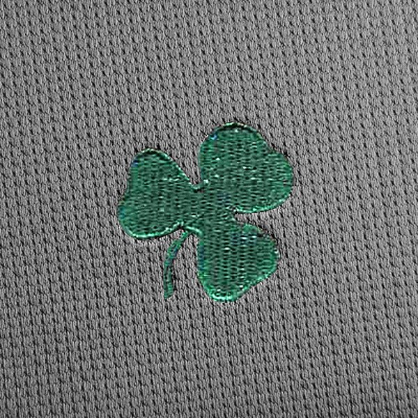 Dash Designs® - Shamrock Embroidered Logo