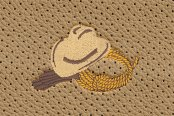Dash Designs® - Cowboyhat Embroidered Logo
