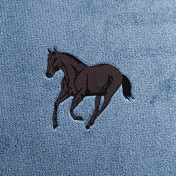 Dash Designs® - Horse Embroidered Logo