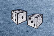 Dash Designs® - Dice Embroidered Logo