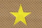 Dash Designs® - Star Embroidered Logo