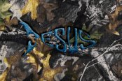 Dash Designs® - Jesus Fish Embroidered Logo
