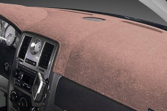 Dash Designs® - Dash-Topper™ Plush Velour Light Taupe Dash Cover