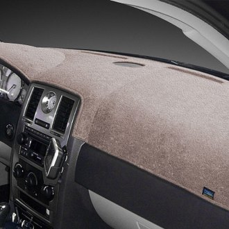 Dash Designs® - Dash-Topper™ Plush Velour™ Mocha Dash Cover