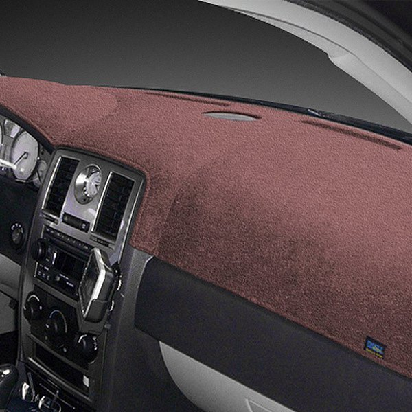 Dash Designs® - Plush Velour™ Taupe Dash Cover