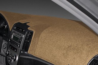 Image may not reflect your exact vehicle! Dash Designs® - Poly-Carpet™ Vanilla Dash Cover