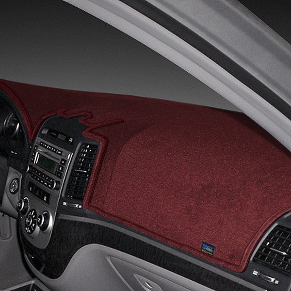 Dash Designs® - Dash-Topper™ Poly-Carpet™ Maroon Dash Cover