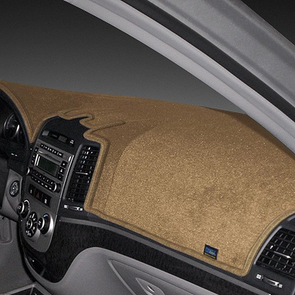 Dash Designs® - Dash-Topper™ Poly-Carpet™ Vanilla Dash Cover