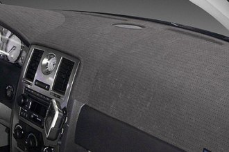 Dash Designs® DT2928-0-DCH - Dash-Topper™ Sedona Suede™ Charcoal Dash Cover
