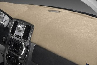 Dash Designs® - Dash-Topper™ Sedona Suede™ Mocha Dash Cover