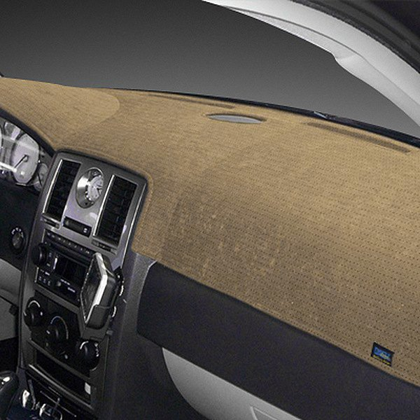 Image may not reflect your exact vehicle! Dash Designs® - Sedona Suede™ Oak Dash Cover