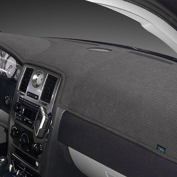 Dash Designs® - Dash-Topper™ Sedona Suede™ Charcoal Dash Cover