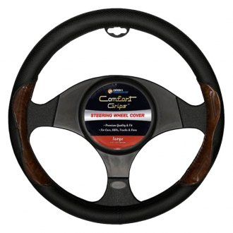Dash Designs® - Comfort Grips™ Luxe Grip Steering Wheel Cover