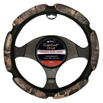 Dash Designs® - Comfort Grips™ Camo Grip Steering Wheel Cover