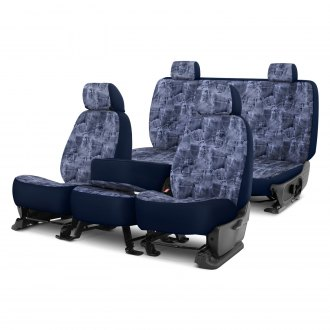 Dash Designs® - Denim™ Custom Seat Covers
