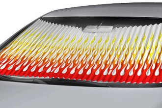 Dash Designs® - The Shade™ Flame Art Series Sun Shade