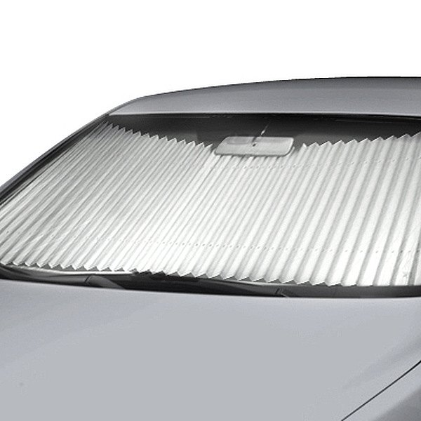 Image may not reflect your exact vehicle! Dash Designs® - Shade™ Retractable Sun Shade
