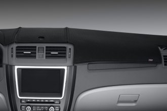 DashMat® 61852-00-25 - Limited Edition™ Custom Black Dashboard Cover