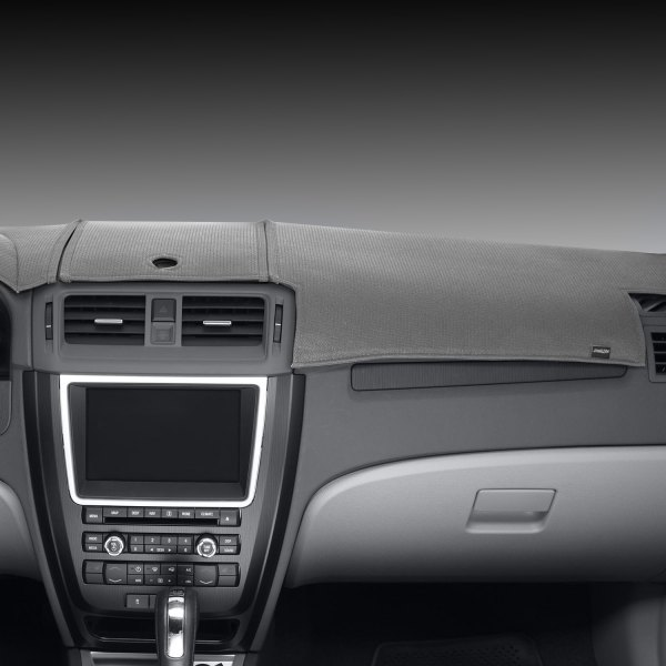 DashMat® - Limited Edition™ Gray Polyester Custom Dash Cover