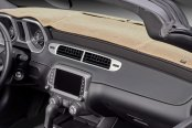 Image may not reflect your exact vehicle! DashMat® - Original Beige Dash Cover