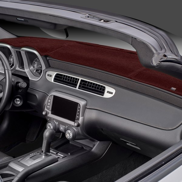 Image may not reflect your exact vehicle! DashMat® - Original Claret Dashboard Cover