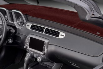 Image may not reflect your exact vehicle! DashMat® - Original Claret Dash Cover