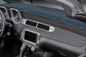 Image may not reflect your exact vehicle! DashMat® - Original Dash Blue Dashboard Cover
