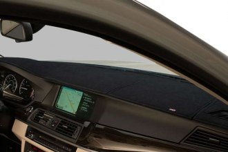 DashMat® 81954-00-25 - SuedeMat™ Custom Black Dashboard Cover