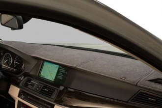 DashMat® 81860-00-47 - SuedeMat™ Custom Gray Dashboard Cover