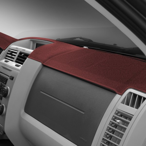 Image may not reflect your exact vehicle! DashMat® - UltiMat™ Claret Custom Dash Cover