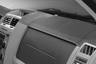 DashMat® 91718-00-47 - UltiMat™ Custom Gray Dashboard Cover