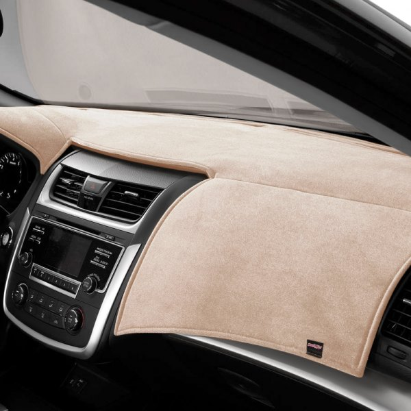 DashMat® - VelourMat™ Beige Custom Dash Cover