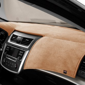 DashMat® - VelourMat™ Caramel Custom Dash Cover