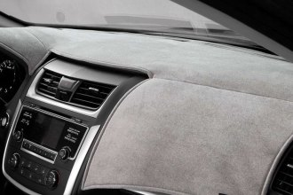 DashMat® - VelourMat™ Custom Gray Dashboard Cover