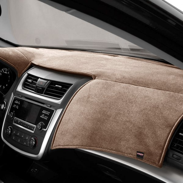 DashMat® - VelourMat™ Latte Custom Dash Cover