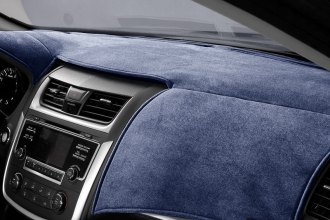DashMat® - VelourMat™ Custom Navy Dashboard Cover
