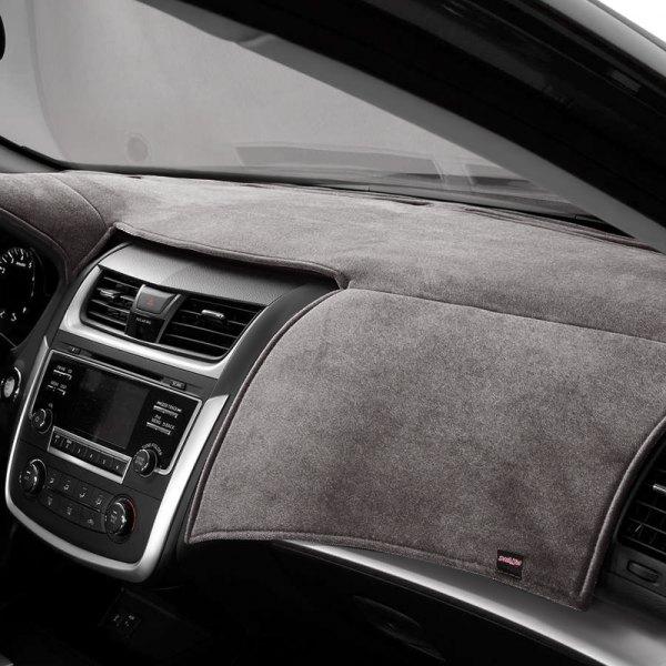 70859-00-76 Plush Velour, Smoke DashMat VelourMat Dashboard Cover Volvo 1800