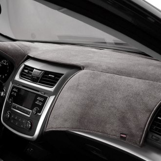 DashMat® - VelourMat™ Smoke Custom Dash Cover