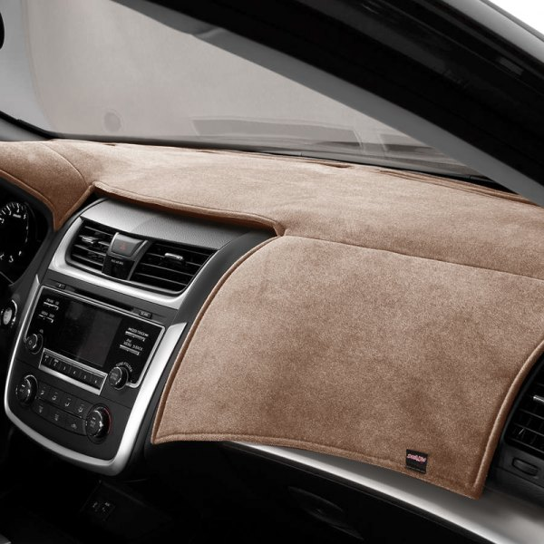 DashMat® - VelourMat™ Taupe Custom Dash Cover