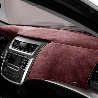 DashMat® - VelourMat™ Wine Custom Dash Cover