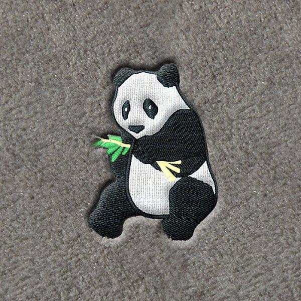 "DashMat® - Embroidery ""Panda"" Logo"