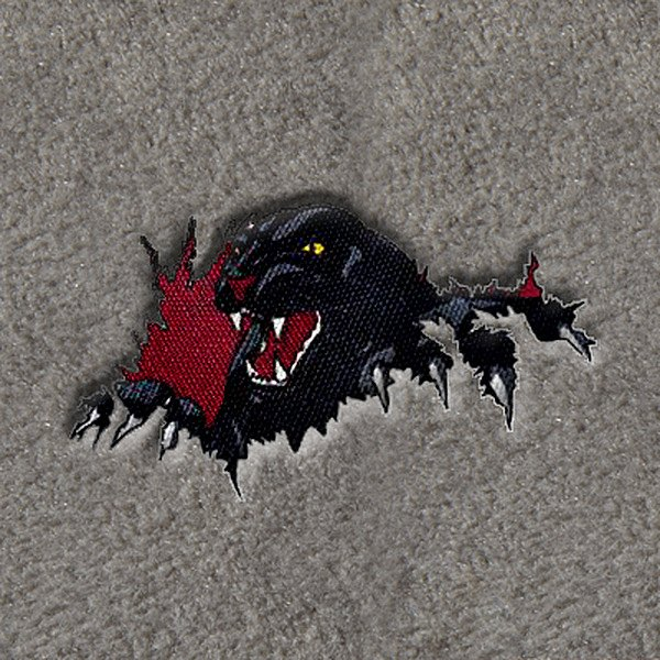 "DashMat® - Embroidery ""Panther"" Logo"