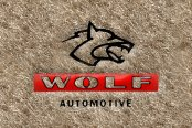 "DashMat® - Embroidery ""Wolf Automotive"" Logo"
