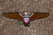 "DashMat® - Embroidery ""American Eagle"" Logo"