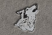 "DashMat® - Embroidery ""Wolf Head"" Logo"