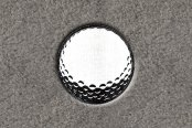 "DashMat® - Embroidery ""Golfball"" Logo"
