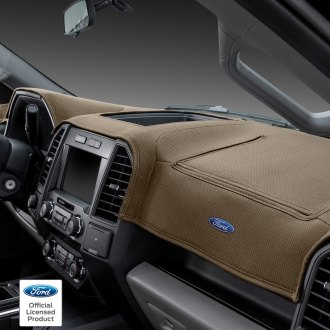 Velour, Red Compatible with 1966 Ford Mustang Custom Dash Cover Mat